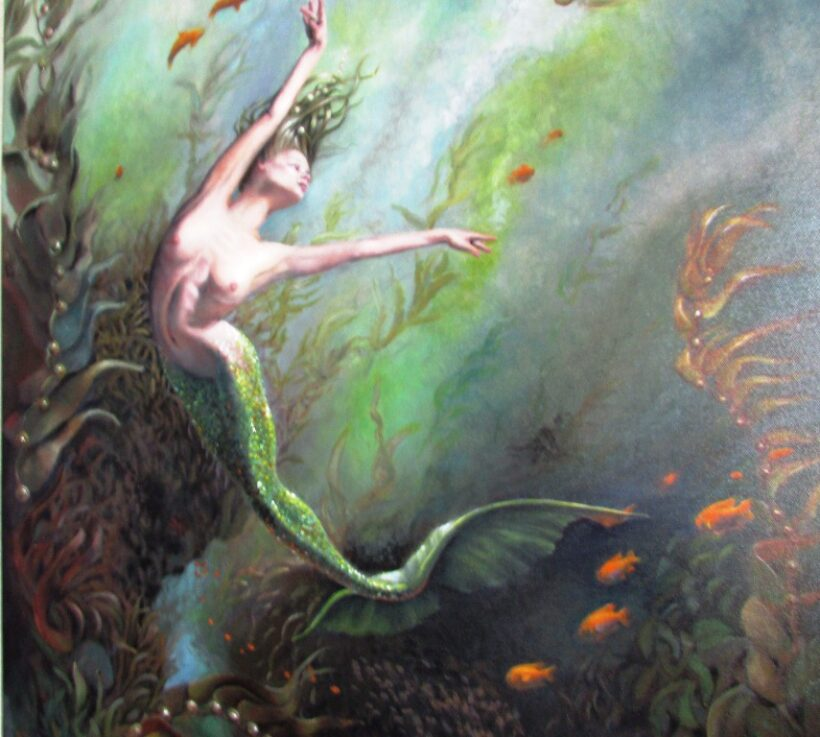 Festival Mermaid